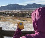 INO Weather Pro outdoors