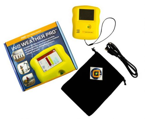 INO Weather Pro weather station