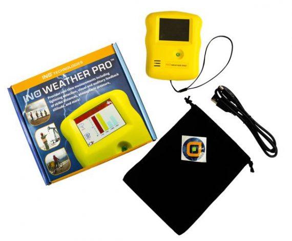 INO Weather Pro weather station